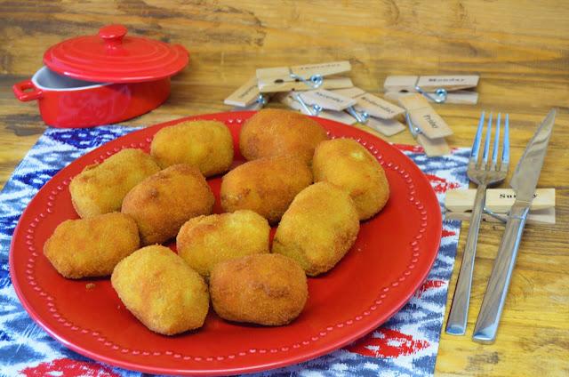 Las delicias de Mayte, croquetas de patatas y atún, croquetas, croquetas recetas, recetas de croquetas, croquetas de atun, croquetas recipe, croquetas atun, croquetas atun con papa, croquetas de papa,