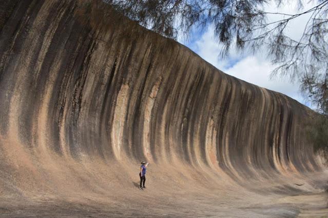 Wave Rock | Hayden