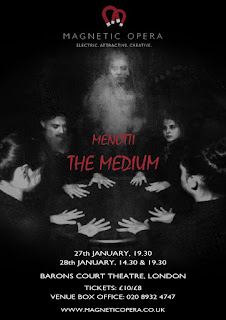 Menotti - The Medium - Magnetic Opera