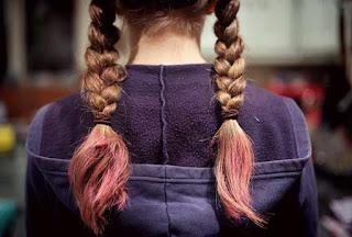 Cara merawat rambut anak perempuan