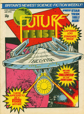 Future Tense #10, Star Trek