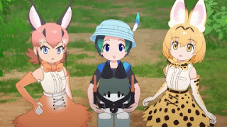 Kemono Friends 2 – Episodio 05