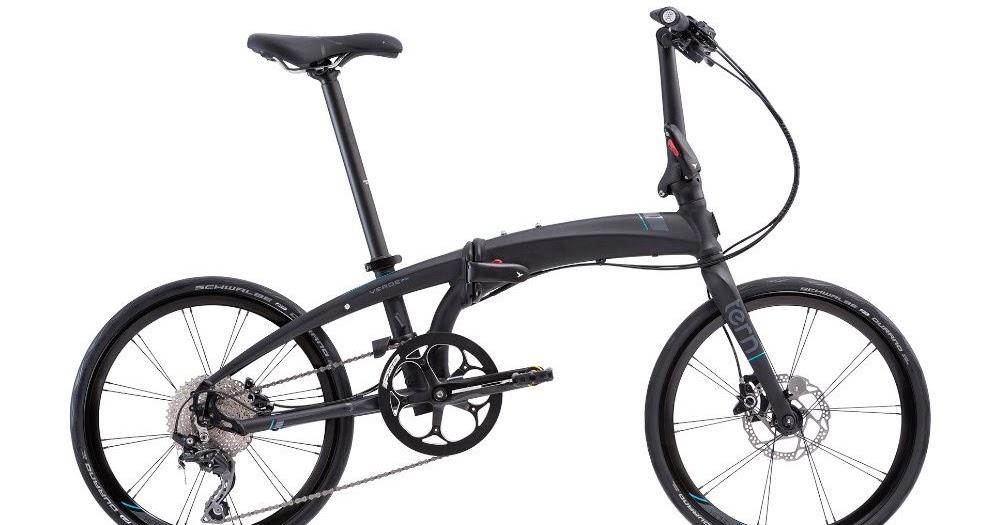 TERN VERGE P10 (Sepeda Lipat) | Polygon Roda Malaka Bikes