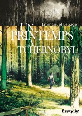 Un printemps à Tchernobyl - Emmanuel Lepage - Futuropolis
