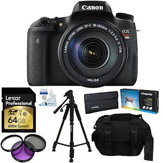 Características Canon EOS Rebel T6s