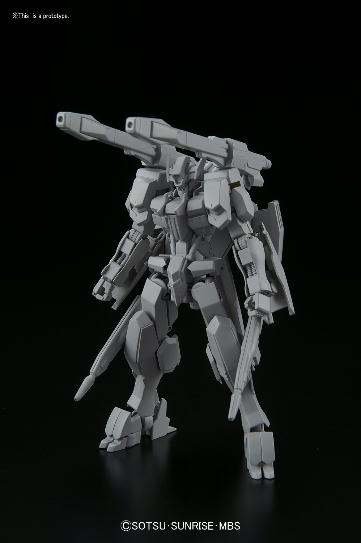 HG 1/144 Gundam Flauros  - Release Info