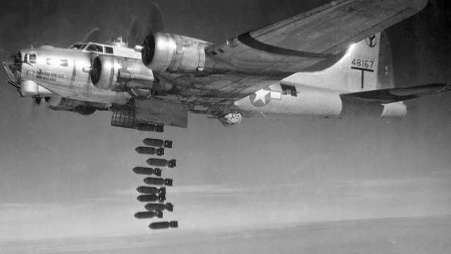 Una bomba de la Segunda Guerra Mundial viajó por toda Alemania