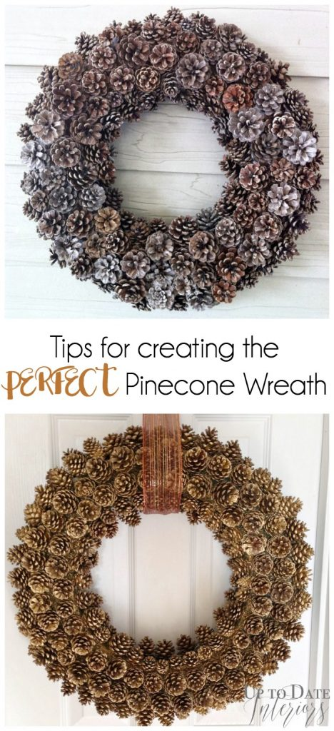 DIY-Tips-for-Pinecone-Wreaths-468x1024 30 Simply Magical DIY Pinecones Ideas Interior