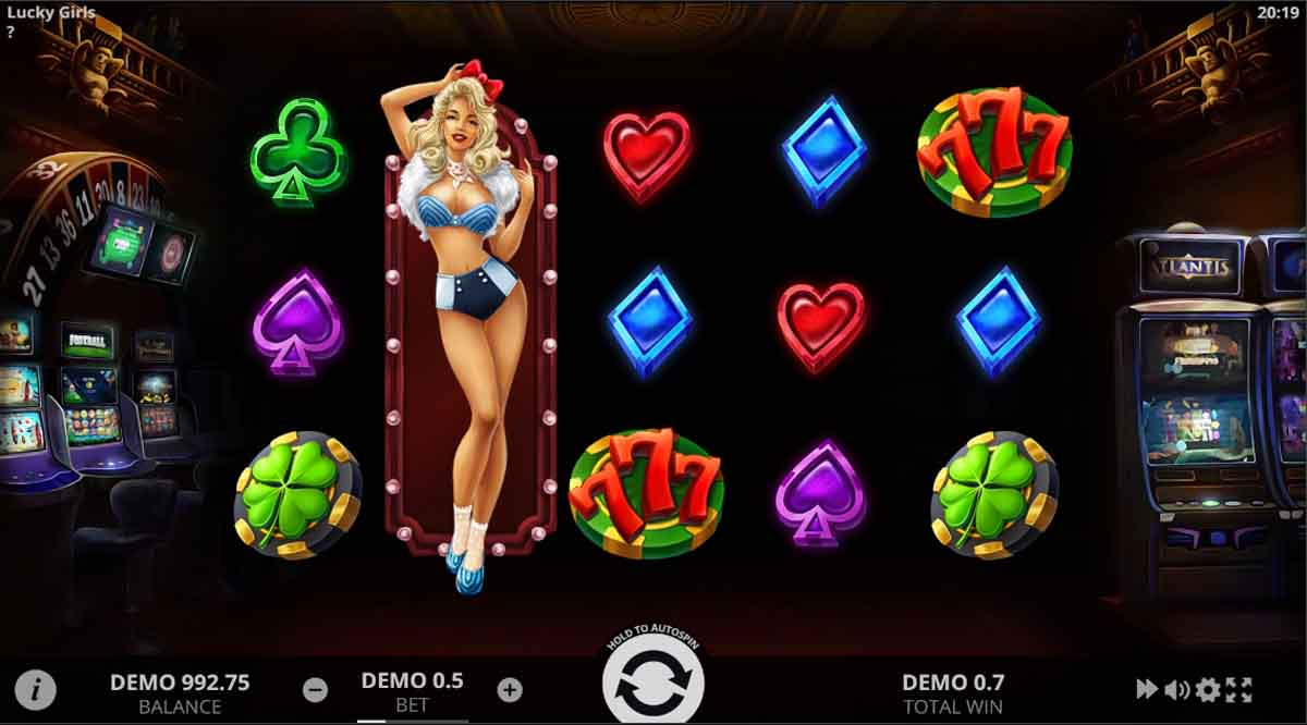 Lucky Girls - Demo Slot Online Evoplay Indonesia