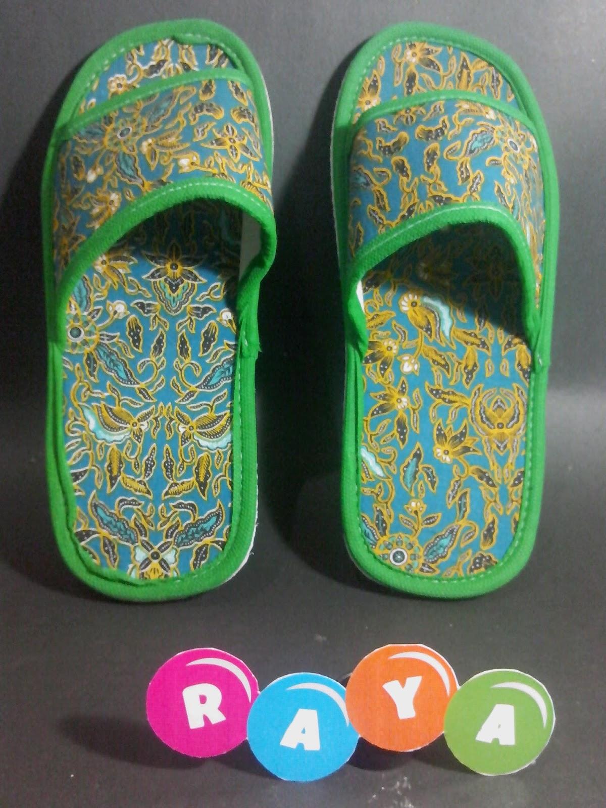 Ud Raya Amenities 0813 1742 1562 Sandal Spon Gaul Banyak Sabun Hotel Produsen Model Jahit Tebal 3 Mm 5