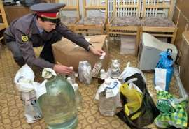 More than 40 people dead from alcohol poisoning after drinking bath oil in Siberian city