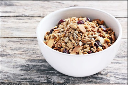 8 benefits of Eating Granola for the health of the body
