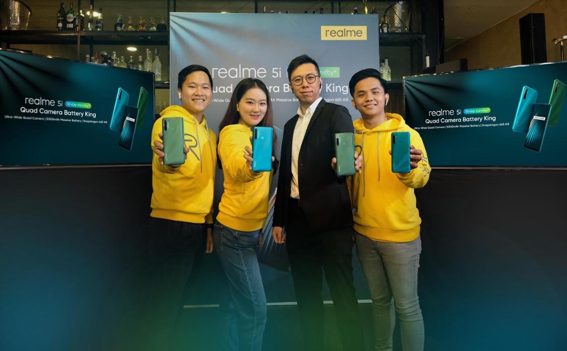 Realme Philippines, Realme 5i Launch Philippines