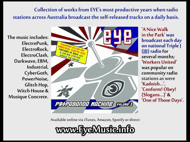 Industrial Music (Bands-Groups-Artists-Projects) from