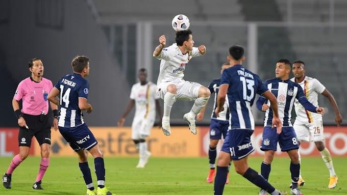 En video: Las acciones del empate (0-0) entre DEPORTES TOLIMA y Talleres, por Copa Sudamericana