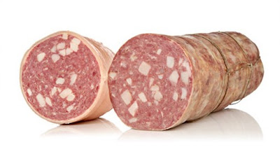 Salame cotto.