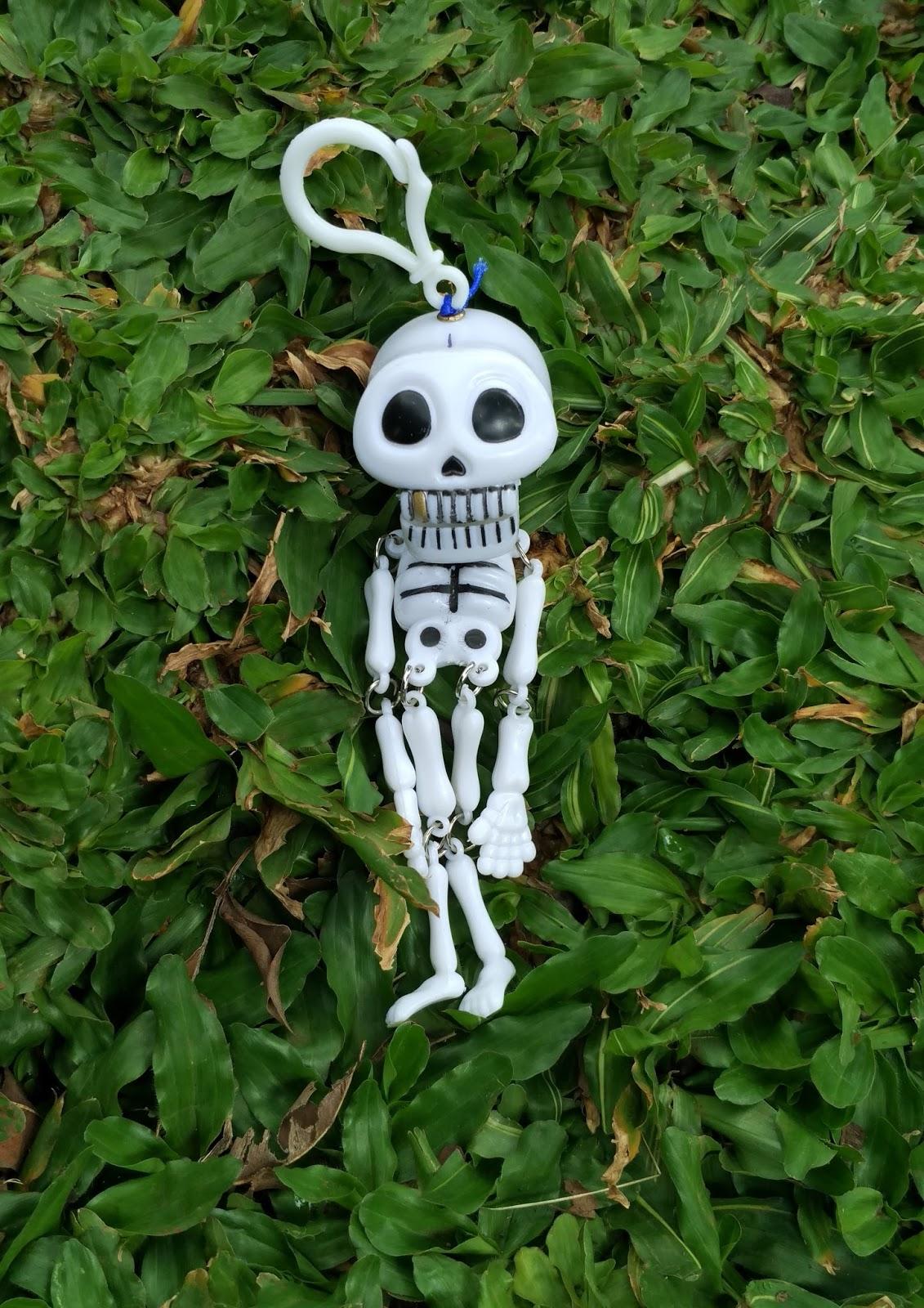 Gantungan Kunci Tengkorak Lucu, souvenir, gantungan kunci, pernak pernik, mainan lucu, pernak pernik nightmare
