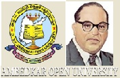 DR BR Ambedkar open University Hall Ticket 2013 Download