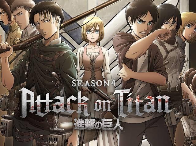 Attack On Titan Season 4 Membuktikan Kekuatan Sejati Titan Kolossal
