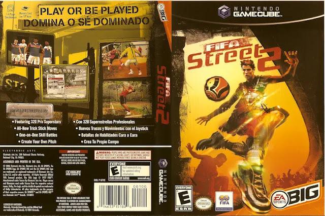 Fifa Street 2   تحميل لعبة فيفا ستريت Fifa Street 2 للكمبيوتر بحجم 200 ميغا ميديا فير