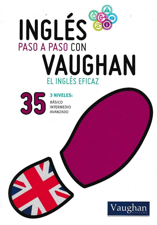 Inglés paso a paso con Vaughan 35 [Libro + Audio]