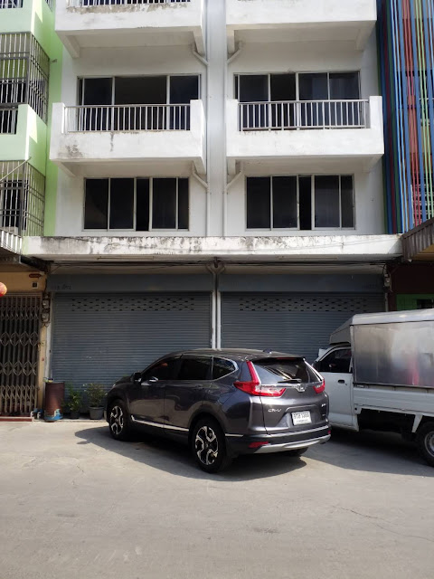 ประกาศขายอาคารพานิชย์ 2 คูหา (ต่อกัน) ถ.เจริญนคร แขวงบางลำภูล่าง เขตคลองสาน โทร. 081-840-8992