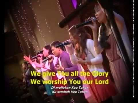 Solfa Notation Of You Are Alpha And Omega By Israel And New Breed