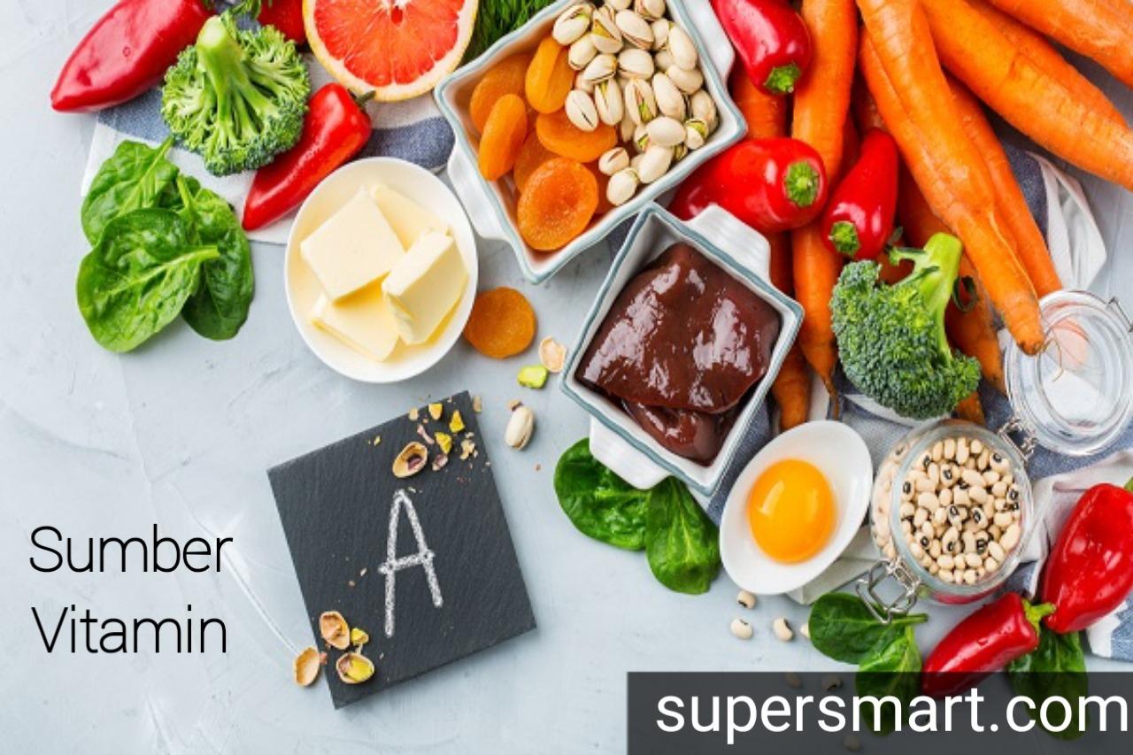 Berbagai Sumber Vitamin A yang Penting bagi Kesehatan Tubuh