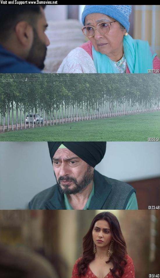 Sardar Ka Grandson 2021 Hindi 480p WEB-DL 400MB