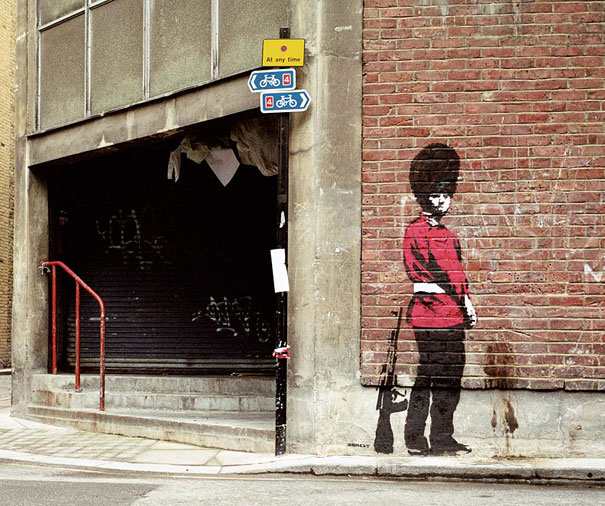Banksy Artwork-15