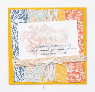 Stampin' Up! Nature's Harvest Card ~ Harvest Meadow Suite ~ July-December 2021 Mini Catalog ~ #stampinup