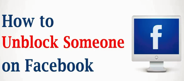 How To Unblock Somebody On Facebook