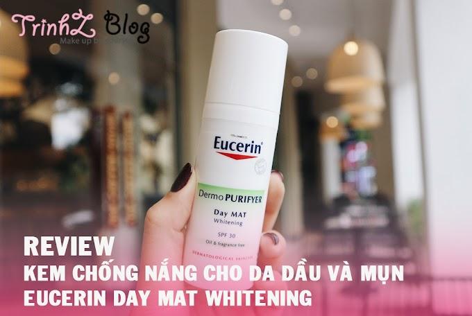 [REVIEW] Bất ngờ với kem chống nắng cho làn da mụn Day MAT Whitening SPF30