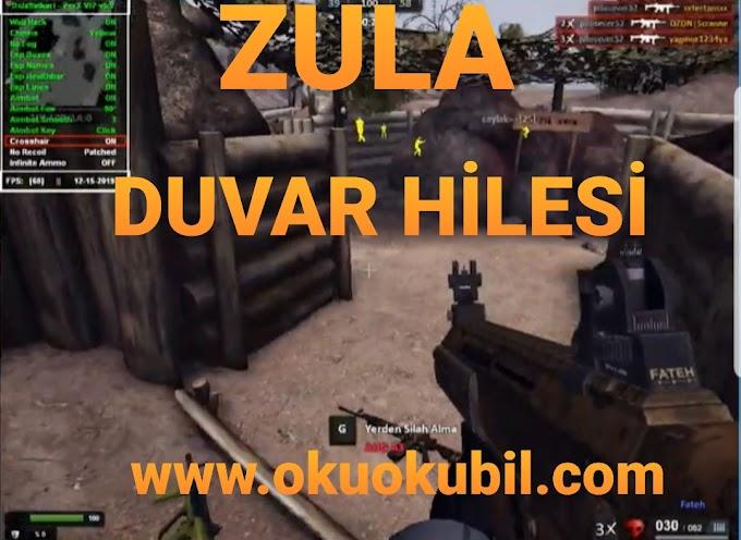 Zula Agirabi v5.0 DUVAR Arkası ESP Hilesi İndir 2019