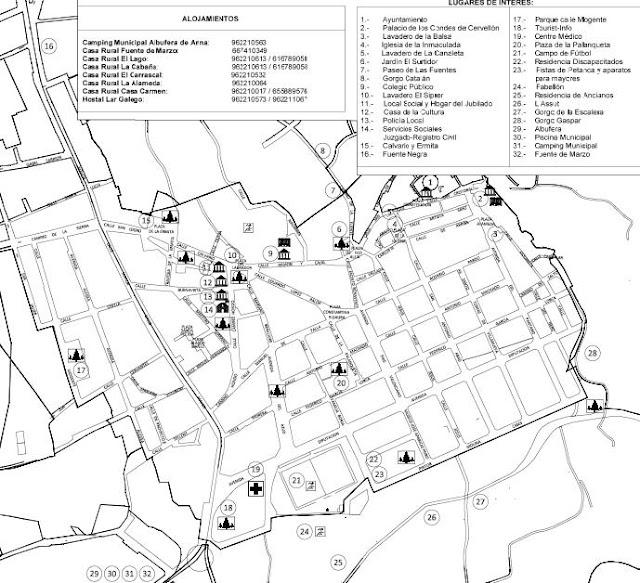 Mapa de Anna