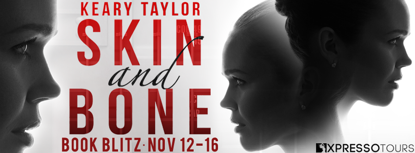 Blitz: Skin and Bone by Keary Taylor + Giveaway
