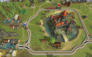 Train Valley (PC) 2015