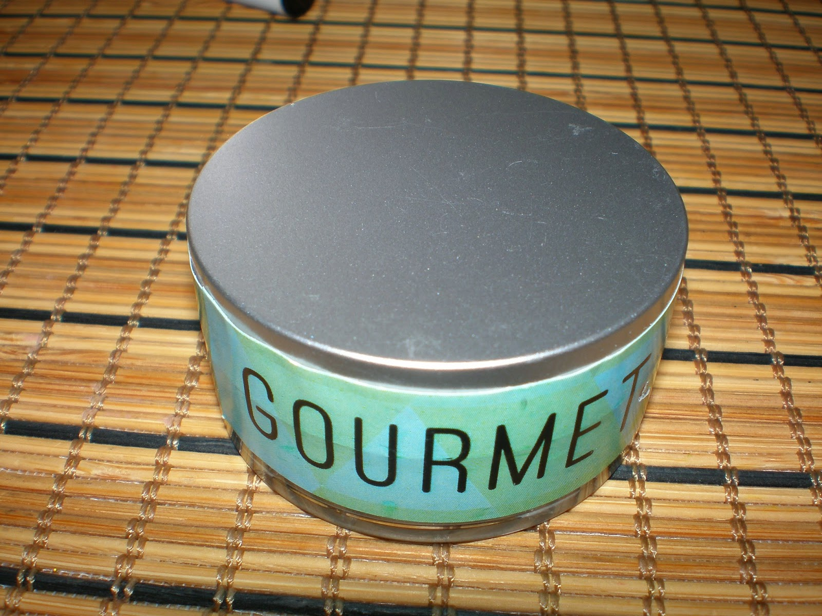 Gourmet Body Treats Raw Finishing Powder