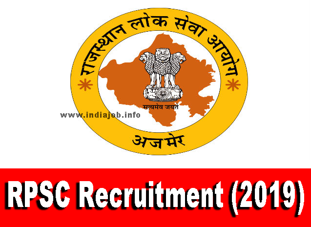 RPSC Recruitment (2019)