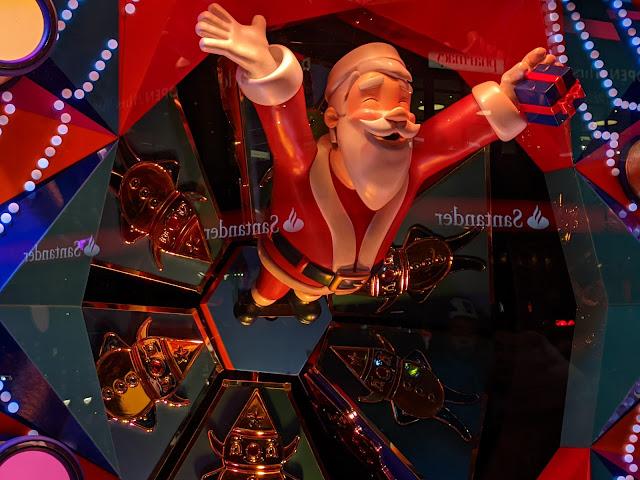 Різдвяні вітрини Macy's. Нью-Йорк