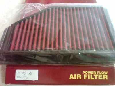 Filter Udara Racing Apex Honda CRV 2.0 Gen3 07-12