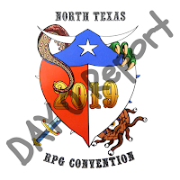 North Texas RPG Con: Day 0 Report
