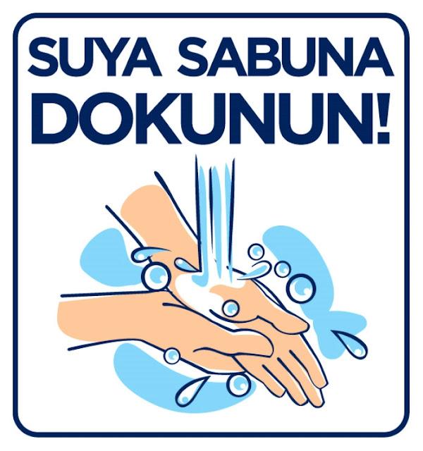 Suya Sabuna Dokunun Reklamı