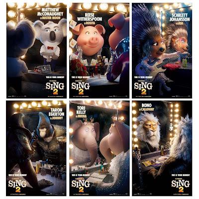 Já Saiu o Primeiro Trailer de Cantar! 2 Que Chega aos Cinemas em Dezembro de 2021