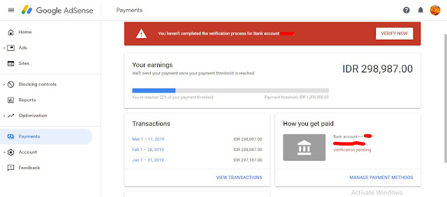 Kelas Informatika - Payments Google Adsense