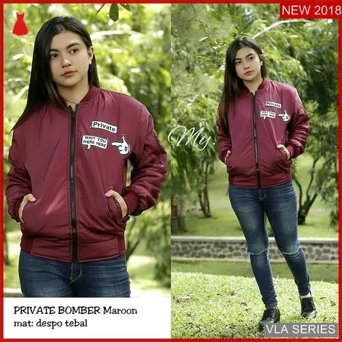 VLA043P195 Model Boomber Private Terbaru Murah BMGShop