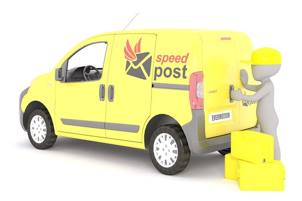 Suppliers-Speed Post