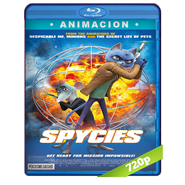 Spycies (2020) BRRip 720p Audio Dual Latino-Ingles