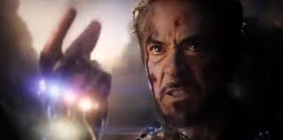 Tony Stark's Snap, Iron Man, Avengers endgame, Stark Guantlet