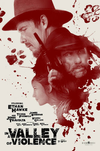 In a Valley of Violence (BRRip 720p Ingles Subtitulada) (2016)